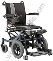 Karma KP 80 Power Standing Wheelchair