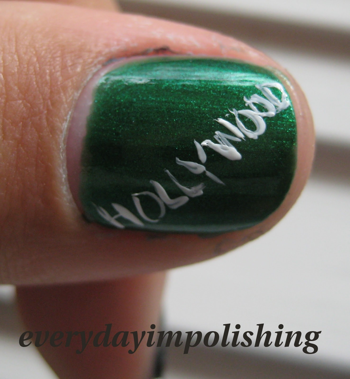 d0ef8f138684 Nails on Nails on Nails  Day 22  Nails Inspired by A SONG