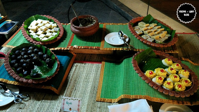 Bengali Sweets@ M Café   The Marriott Whitefield   Bangalore