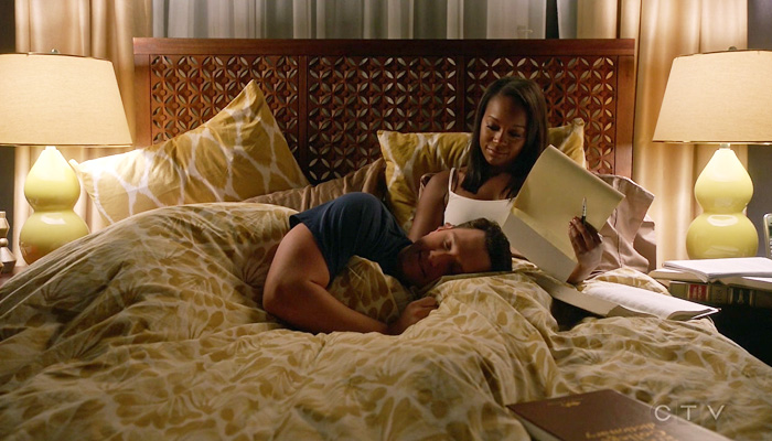 Michaela y Asher (How to Get Away With Murder)