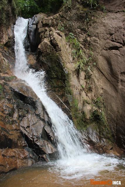Catarata Borgoña La Merced