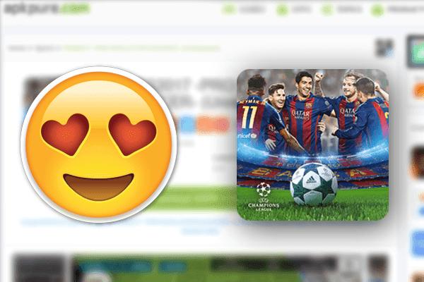 كيف تقوم بتثبيت لعبة Pes 2017 على جهازك الأندرويد مجانا !
