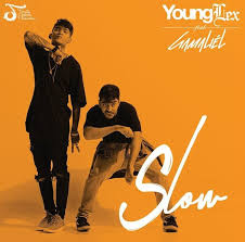 Lirik Lagu Slow - Young Lex Feat Gamaliel dari album single, download album dan video mp3 terbaru 2018 gratis