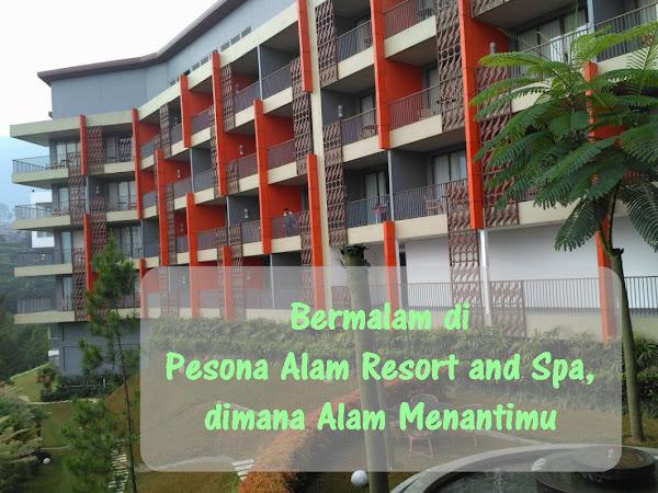 Bermalam di Pesona Alam Resort and Spa, di mana Alam Menantimu