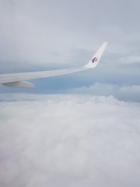 【航空体验】马来西亚航空 Malaysia Airlines B737-800 砂劳越古晋到吉隆坡