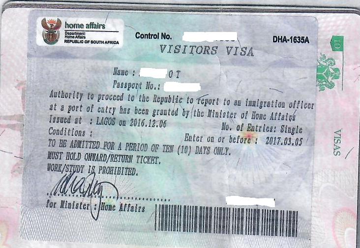 german embassy in nigeria visa application