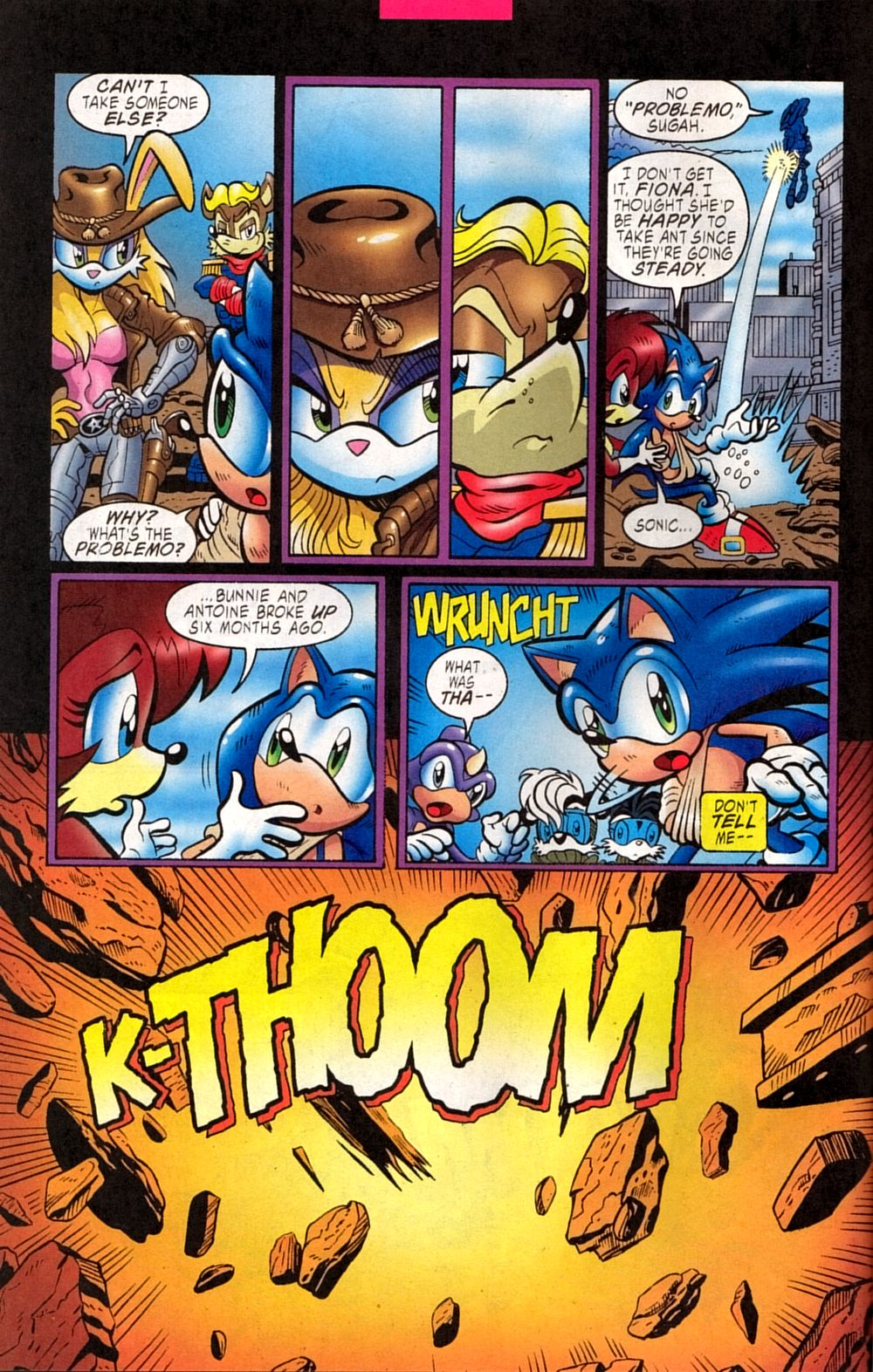 Read online Sonic The Hedgehog comic -  Issue #133 - 14