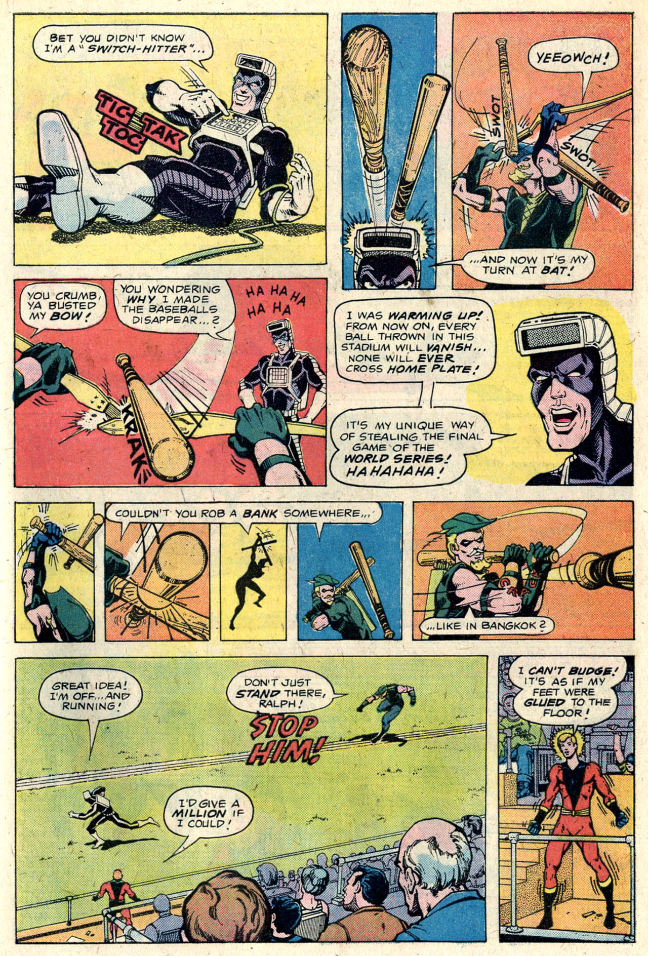Detective Comics (1937) 466 Page 30