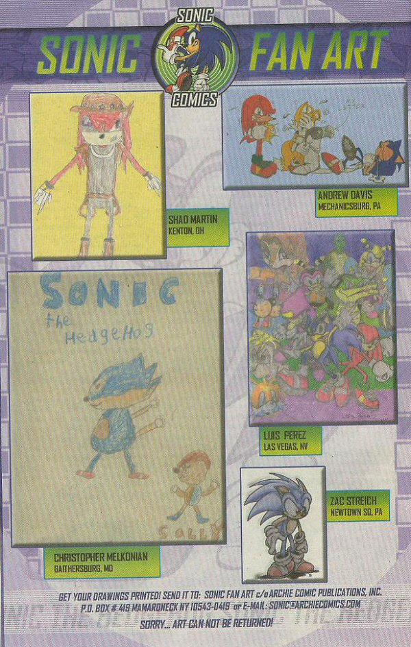 Read online Sonic The Hedgehog comic -  Issue #140 - 27