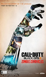 Black Ops III Zombie Chronicles Key Art - Call of Duty Black Ops III Zombies Chronicles-RELOADED