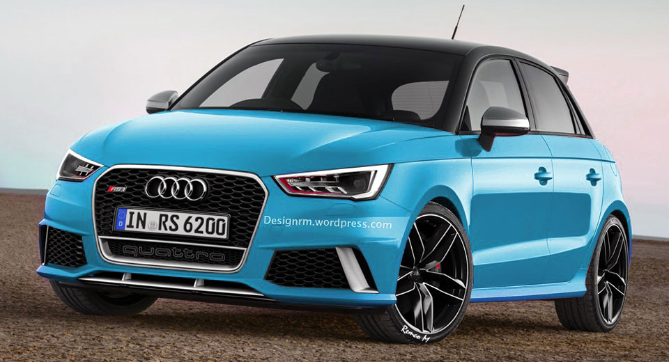 Audi RS1 Could Be Coming To 2017 Geneva Motor Show