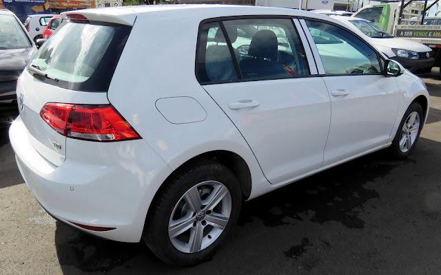 VW Golf 2017 TSI - preço - versão básica