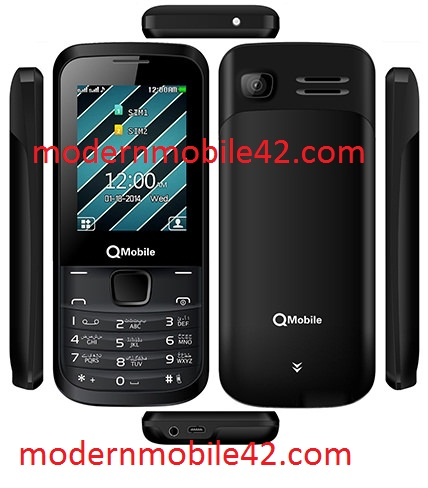 qmobile w20 keypad flash file