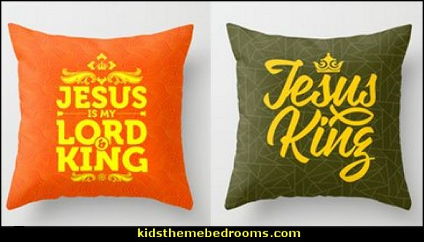 bible verse throw pillows  Jesus for kids - Bible Stories wall murals - Christian Bible Verse wall decal stickers - Christian home decor - bible verse wall art - Christian kids toys - Lion and Lamb toddler beds - bible stories for kids - Christening Baptism Gifts - Psalm bedding - Scripture throw pillows - bible verse throw pillows