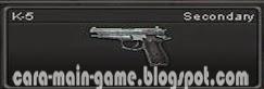 Senjata Point Blank K-5