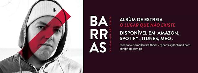 """Barras - O Lugar Que Não Existe / """" Um álbum pra ouvir e reflectir """""""