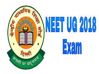 NEET 2018 : Application form Exam Date Registration