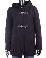 Palton Zara Dama Bao Black (Z )