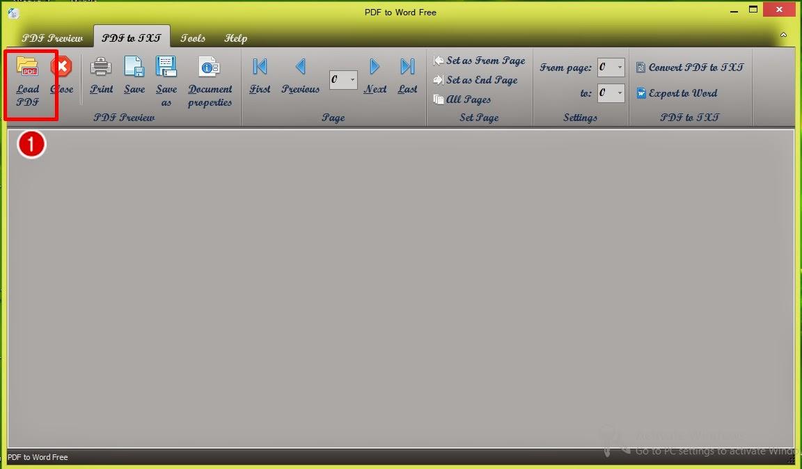 Cara Mengubah File Pdf Menjadi Word Wirahadie Com