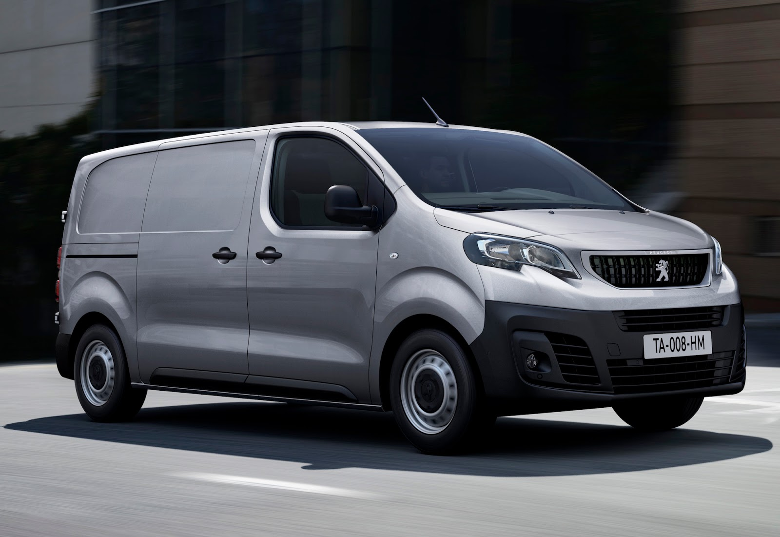 8870ea97c3 Peugeot has launched the new Expert van in Ireland at a retail price  starting at €21