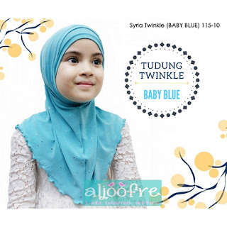 Tudung Syria Twinkle  - SOLD OUT