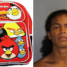 Florida Man's Robbery Foiled By Angry Birds Backpack