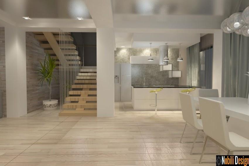 Design Interior - Amenajari Interioare - Design interior living open space Constanta