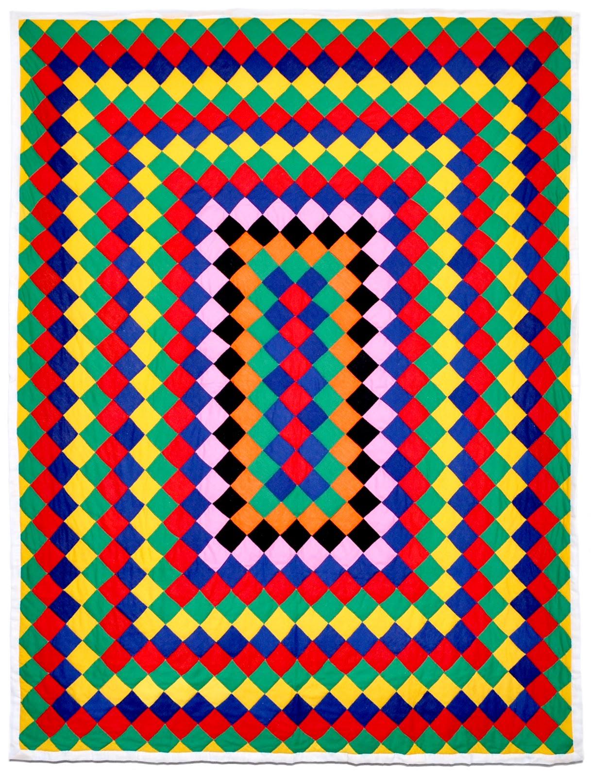 Wonkyworld More 70s Quilts