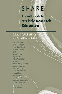 SHARE handbook for artistic research