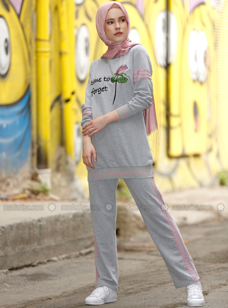 Style hijab casual et sport 2018