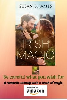 A Romantic Comedy with a touch of magic.
