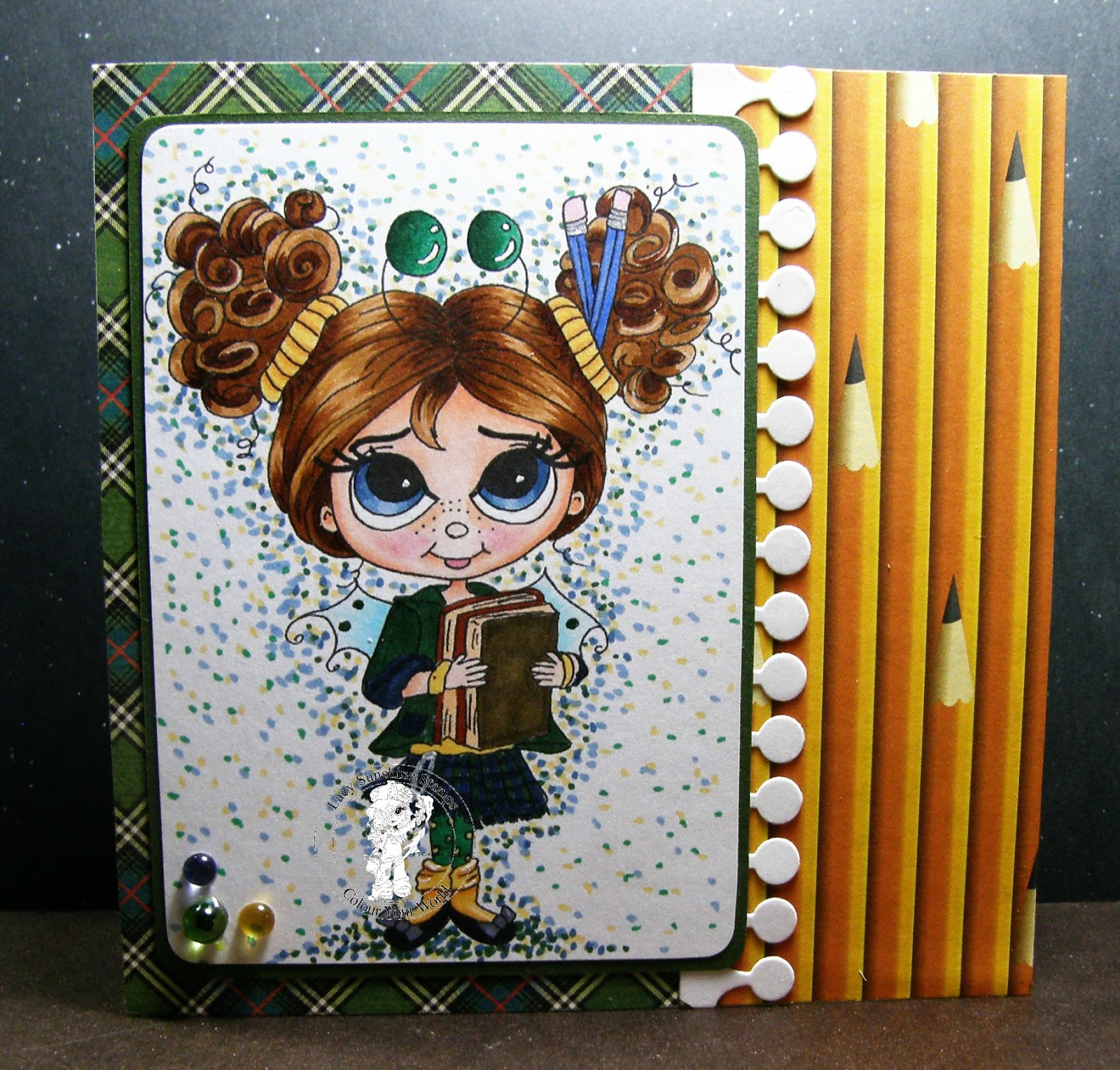a45b7e28fa7fa2 Lacy Sunshine gets Kids ready for School-A new Challenge! Anything goes!