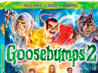 Have A Fun & Frightful Night With Goosebumps 2