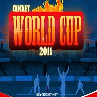 Play Cricket World Cup 2011 Game
