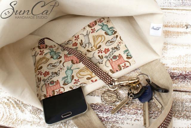 Как сделать карман на сумке