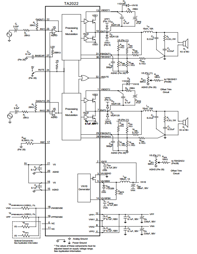 Db Drive Amp Wiring Diagram
