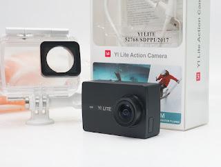 Jual Yi Lite Action Camera Bekas