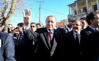 Αποτίμηση του ταξιδιού του Ερντογάν