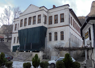 το Οθωμανικό κονάκι στο Μελένικο