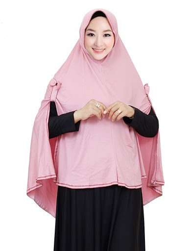 model hijab simple terbaru