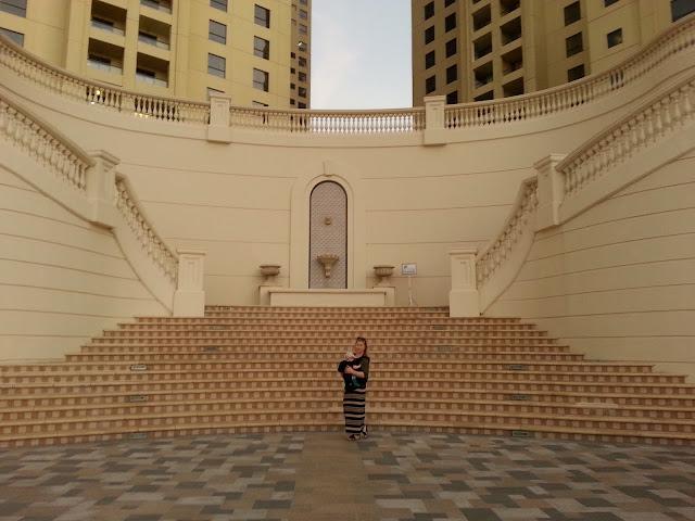 Dubaissa on helppoa matkustaa vauvan kanssa