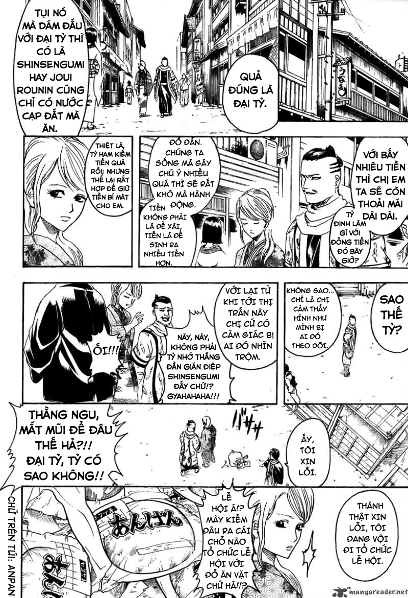 Gintama Chap 293 page 19 - Truyentranhaz.net