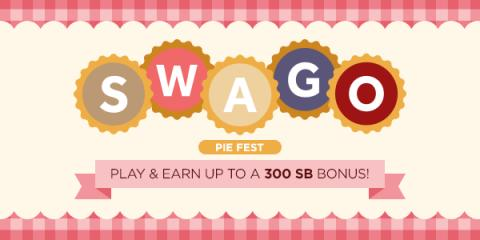 Image: Swagbucks is a website that rewards you with points (called SB) for completing everyday online activities