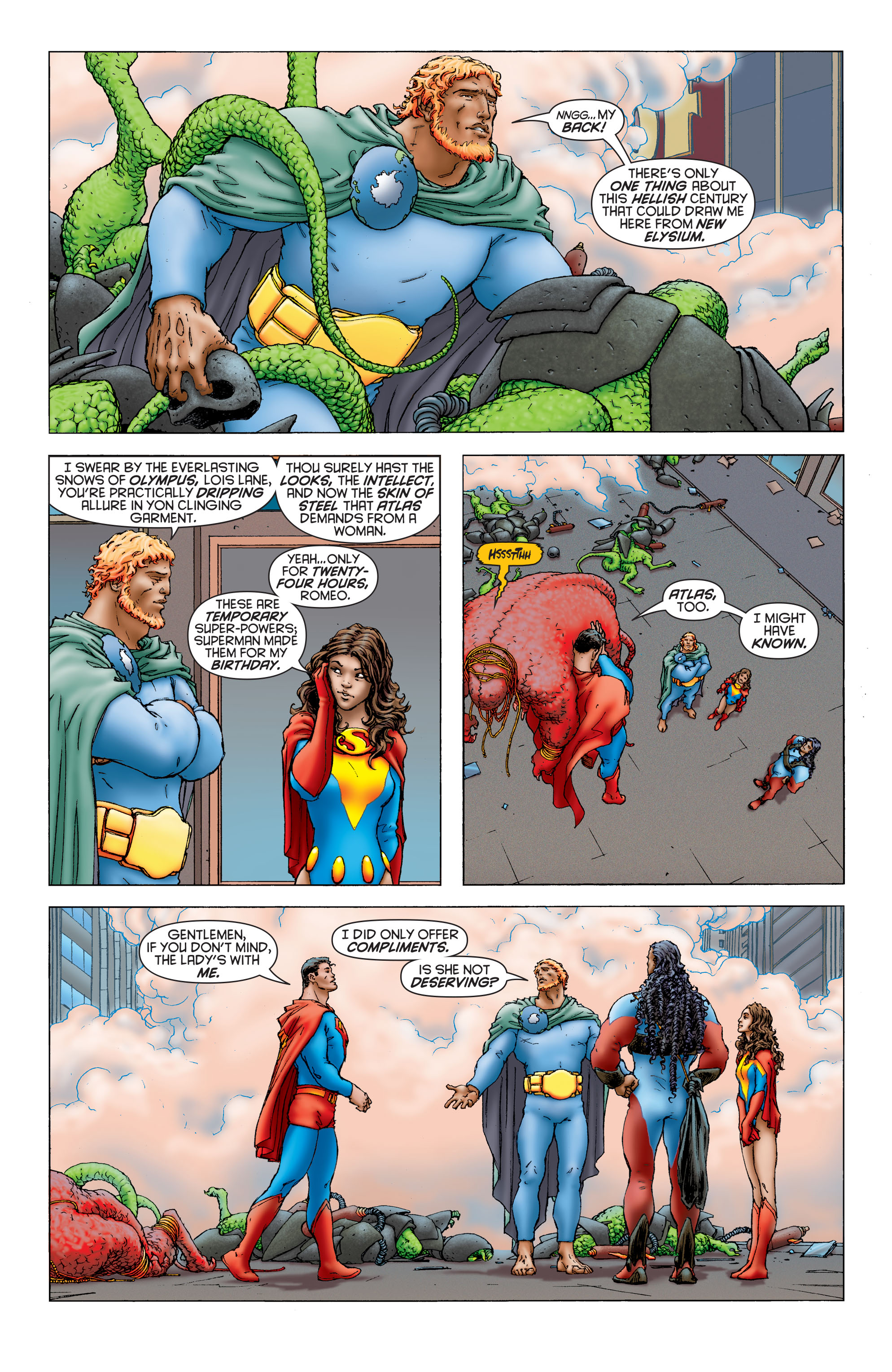 Read online All Star Superman comic -  Issue #3 - 8