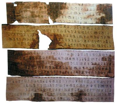 Etruscan liber lintaeus