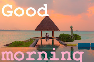 beautiful and romantic good morning images