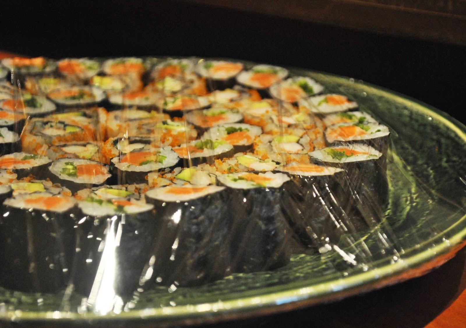 Sushi Masa - Penjaringan : Tak Terlupa Sepanjang MASA - Sushi Roll