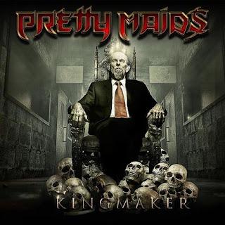"""Το τραγούδι των Pretty Maids """"Heaven's Little Devil"""" από τον δίσκο """"Kingmaker"""""""