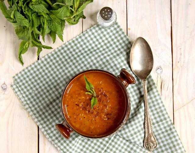 pomysły na zupy z soczewicą