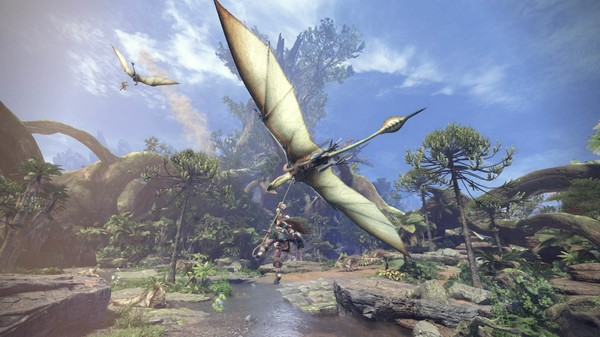 Monster Hunter World PC Full Español
